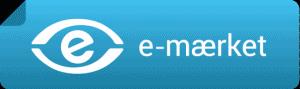 E-maerket logo