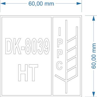 IPPC-mærkning med brændestempel